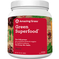 Amazing Grass Green SuperFood Berry 100 servings A00548