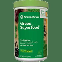 Amazing Grass Green SuperFood Original 17 oz A34003