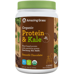 Amazing Grass Protein amp Kale Chocolate 15 Serving A06328