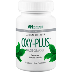 American Nutriceuticals LLC Oxy Plus 75 caps A02085