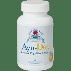 Ayush Herbs AyuDep 60 vcaps A01494