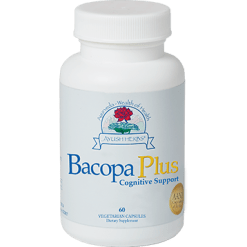 Ayush Herbs Bacopa Plus 60 vegcaps AY107