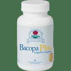Ayush Herbs Bacopa Plus 60 vegcaps AY107