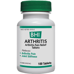 BHI Heel Arthritis 100 tabs ART12