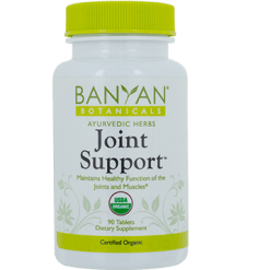 Banyan Botanicals Joint Support Organic 90 tabs JOI29