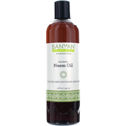 Banyan Botanicals Neem Oil Organic 12 oz BY3315