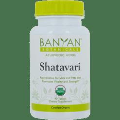 Banyan Botanicals Shatavari Organic 90 tabs SHAT4
