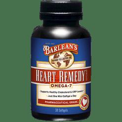 Barleans Omega 7 Heart Remedy 30 softgels B60051