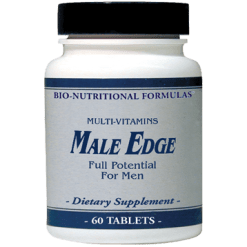 Bio Nutritional Formulas Male Edge 60 tabs MAL10