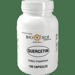 Bio Tech Quercetin 100 vcaps B09404