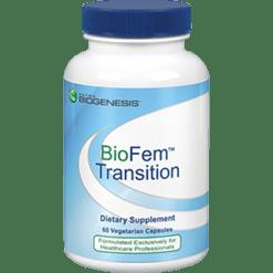 BioGenesis BioFem Transition 60 vegcaps BIO22