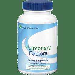 BioGenesis Pulmonary Factors 90 vcaps B02693