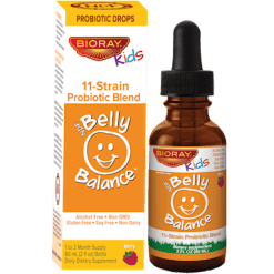 BioRay NDF Belly Balance Berry 2 fl oz B59159