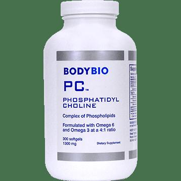 BodyBio E Lyte BodyBio PC 300 softgels B16506
