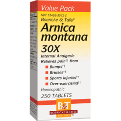 Boericke amp Tafel Arnica montana 30 X 250 tabs ARN20