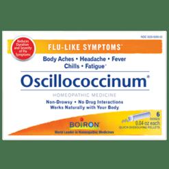 Boiron Oscillococcinum® 6 doses OSCI3