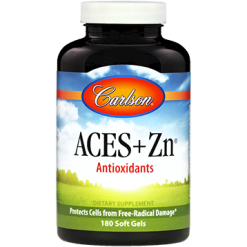 Carlson Labs ACES Zn 180 gels ACES1