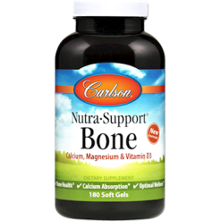 Carlson Labs Nutra•Support® Bone 180 softgels NUT43