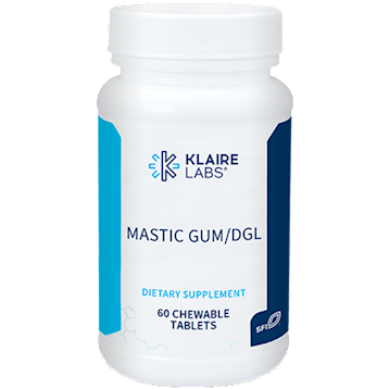 Complementary Prescriptions Mastic Gum DGL 60 chew wafers C10152