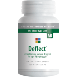 DAdamo Personalized Nutrition Deflect AB 120 vegetarian capsules N00508