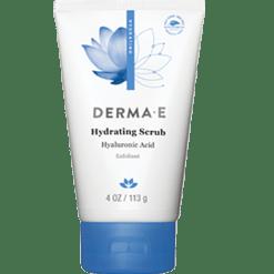 DERMA E Natural Bodycare Hydrating Scrub 4 oz D04595