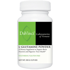 DaVinci Labs L Glutamine Powder 5.29 oz LGLU2