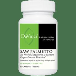 DaVinci Labs Saw Palmetto 320 mg 90 caps SAW54