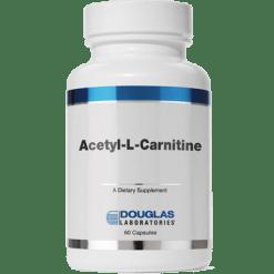 Douglas Labs Acetyl L Carnitine 500 mg 120 caps D37249