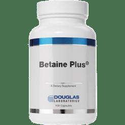 Douglas Labs Betaine Plus 100 caps BETA5