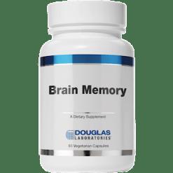 Douglas Labs Brain Memory 60 vegcaps BRA27