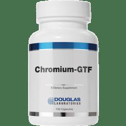 Douglas Labs Chromium 400 mcg 100 caps CHR18