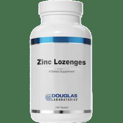 Douglas Labs Zinc Lozenges 100 loz ZNL