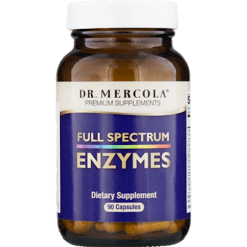 Dr. Mercola Full Spectrum Enzymes 90 caps DM5813