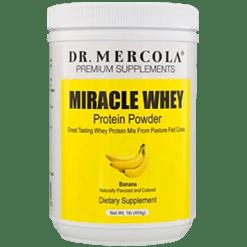 Dr. Mercola Miracle Whey Banana 1 lb DM1396
