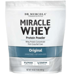 Dr. Mercola Miracle Whey Original 1 lb DM4762