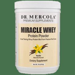 Dr. Mercola Miracle Whey Vanilla 1 lb DM1358