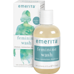 Emerita Feminine Cleansing amp Moisturizing Wash 4 fl oz FEMMW