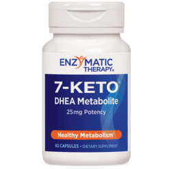 Enzymatic Therapy 7 KETO®3 DHEA 60 caps 7KE12