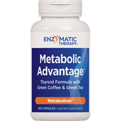 Enzymatic Therapy Metabolic Advantage™ 180 caps MAD18