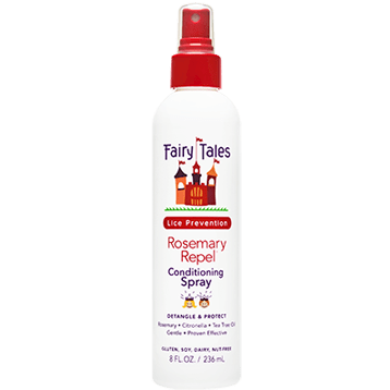 Fairy Tales Rosemary Repel Lice Cond. Spry 8 fl oz FT2018
