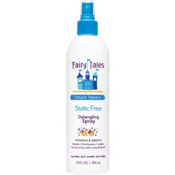 Fairy Tales Static Free Detangling Spray 12 fl oz FT7013