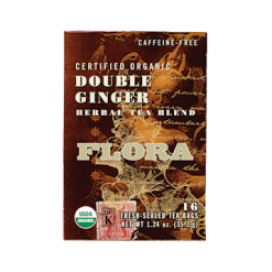 Flora Flora Double Ginger 16 teabags F37579