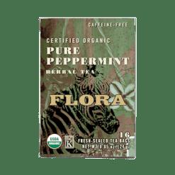 Flora Flora Peppermint Tea 16 teabags F36879
