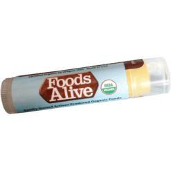 Foods Alive Herbal Mint Lip Balm .15 oz FAL799
