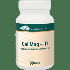 Genestra Cal Mag D 90 tabs SE201