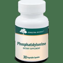 Genestra Phosphatidylserine 30 vcaps SE580
