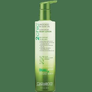 Giovanni Cosmetics 2chic® Ultra Moist Body Lotion 8.5 oz G18436