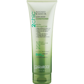 Giovanni Cosmetics 2chic® Ultra Moist Conditioner 8.5 oz G18401