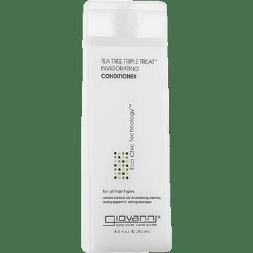 Giovanni Cosmetics Tea Tree Triple Treat Conditioner 8.5 fl oz G15008