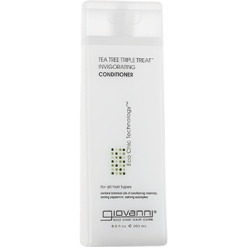 Giovanni Cosmetics Tea Tree Triple Treat Conditioner 8.5 fl oz G15008